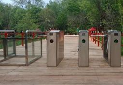 海林夹皮沟国家森林公园售检票系统