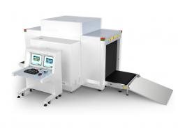 通道式双光源X光安检仪100100D